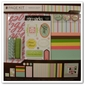 American Crafts Page Kit - Letterbox-